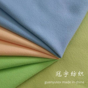 Decorative Soft Short Pile Velour Fabric for Towel pictures & photos