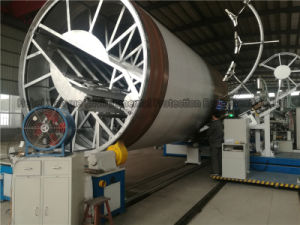 HDPE Large Diameter Hollow Wall Winding Pipe Manufacturing Equipment pictures & photos