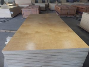 Used for Cabinet /Kitchen 18mm Laminated UV Plywood pictures & photos