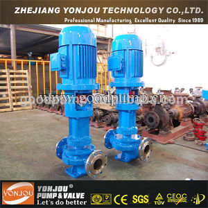 Lqlry Centrifugal Vertical Hot Oil Pump/High-Effective Energy-Saving Hot Oil Pump pictures & photos