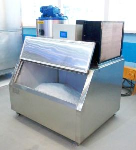 Flake Ice Machine for Supermarket pictures & photos