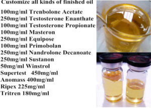 Injectable Muscle Building Boldenone Cypionate 106505-90-2 Bulking Cycle pictures & photos