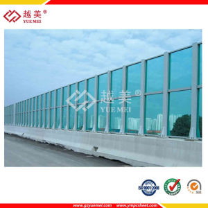 Plastic Building Sheet Polycarbonate Solid Sheet for Sound Insulation pictures & photos