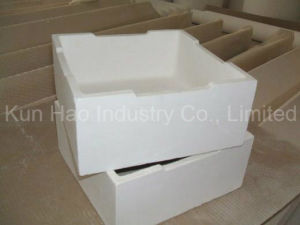 Corundum Mullite Seggar for Industry Furnace