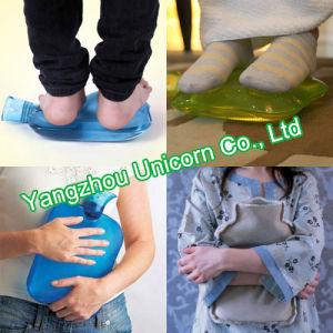 PVC Transparent Hot Water Bottle pictures & photos