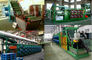 China Top Quality Rubber Batch off Cooling Machine pictures & photos