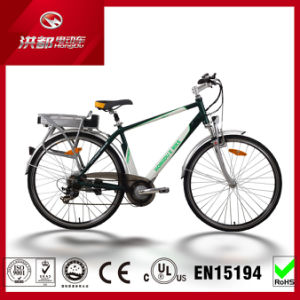 2017 New Model Electric Bicycle En15194 Approved Hub Motor Bike pictures & photos