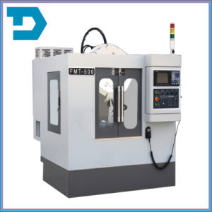 CNC Lathe-Vertical Drilling Machining Center (FMT-500)