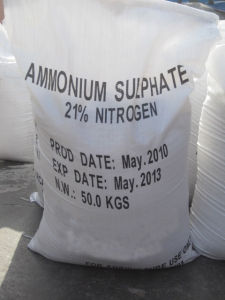Ammonium Sulphate 21%Min Caprolactom Grade pictures & photos