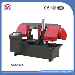 CNC Automatic Gantry-Type Digital Horizontal Band Sawing Machine (GDC4235) pictures & photos