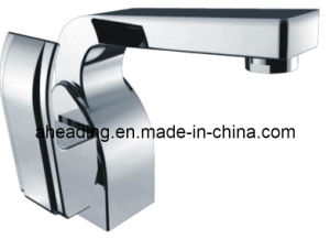 New Style Single Lever Basin Mixer Faucet (SW-7769) pictures & photos