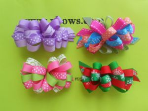 Medium Hair Bows Accessories