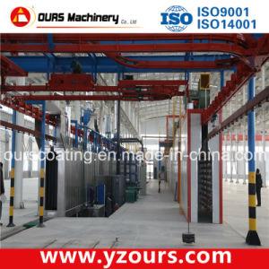 Aluminum Profile Overhead Chain Conveyor in Coating Line pictures & photos