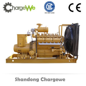 Ce Approved Natural Gas Engine Generator Sets pictures & photos