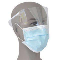 Anti-Fog PVC Eye Shield Face Mask