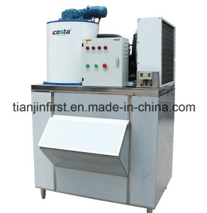 0.5t Flake Ice Machine for Fish pictures & photos