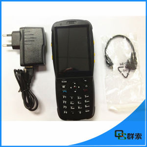 Touch Screen Android 1d Laser Barcode Scanner Handheld PDA pictures & photos