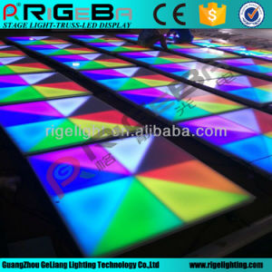 RGB LED Stage Dance Floor Light pictures & photos