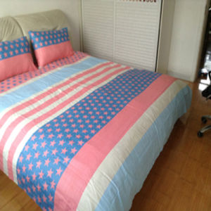 100% Cotton Queen Quilt Cover/Printed Quilt Cover in Queen Size