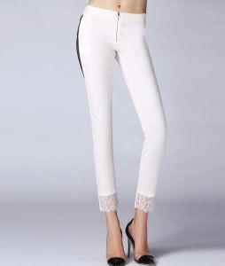 Newest Fashion Design Pants Women′s Hot Sale Slim Pants pictures & photos