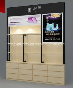 Perfume Stand, Cosmetic Display Rack, Cosmetic Wall Display pictures & photos