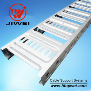 Customized Perforated Cable Tray with CE / SGS / ISO Certificates