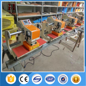 2016 Hot & Energy Saving Pneumatic Heat Press Machine for Sale pictures & photos