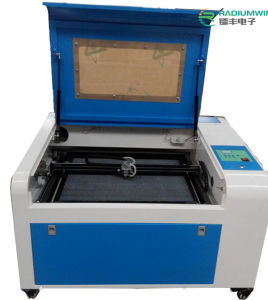 80W Laser Cutting Machine Cutting Eather Shoe pictures & photos