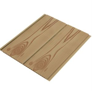 Factory Cheap PVC Ceilig Panel (wooden color, 6*200mm, ISO9001) pictures & photos