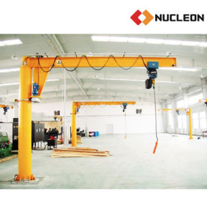 Nucleon Pillar Slewing Jib Crane 1 Ton pictures & photos