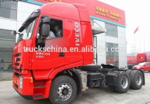 Iveco 60t Cursor Engine Tractor Head Truck Price pictures & photos