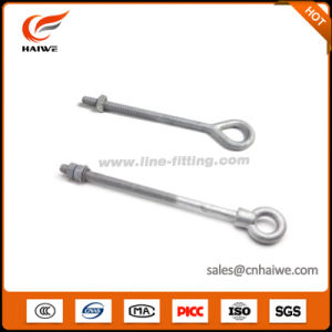 Hot-DIP Galvanized Ovaleye Anchor Rod for Pole Line Hardware pictures & photos