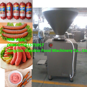 Vacuum Sausage Stuffing Filling Machine/Sausage Stuffer Machine pictures & photos