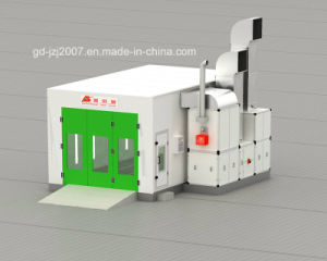 Spray Booth for Water-Based Paint Booth with Ce Certificaton pictures & photos