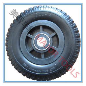 2.50-4 Heavy Duty Lug Pattern PU Foam Wheel with Good Quality pictures & photos