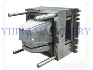 Plastictv Injection Mould Hot Sale (YJ-M008)