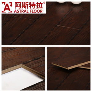Arc Click System Household Laminate Flooring pictures & photos