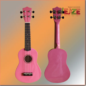 All Linder Plywood Ukulele with Soprano Size pictures & photos