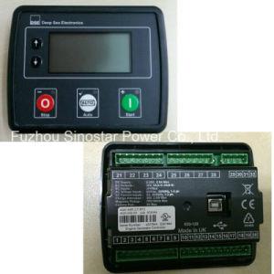 Deepsea Controller Dse4520 Auto Mains (Utility) Failure Control Modules