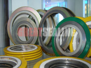High Quality Spiral Wound Gasket, Cg, Cgi, R, Rir pictures & photos