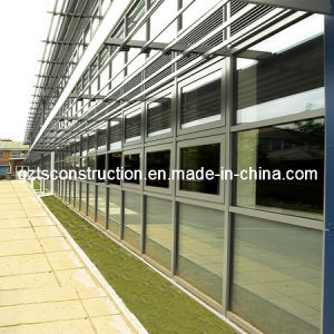 6mm+12A+6mm Curtain Wall Glass Wall pictures & photos