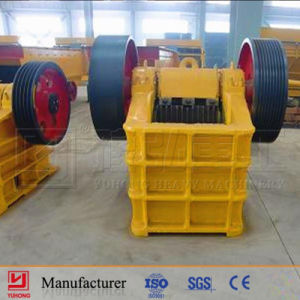 China Yuhong ISO9001 & CE Approved PE250X400 Jaw Crusher pictures & photos