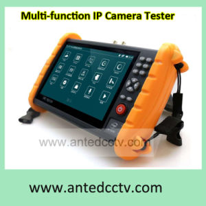 "1280*800 Touch Screen 7"" Inch IP Camera Test Monitor, Security IP Camera Tester, CCTV IP Tester Supports HD-Tvi HD-Cvi pictures & photos"