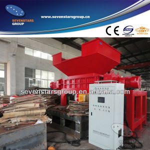 Double Shaft Paper and Carton Shredder pictures & photos