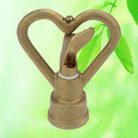 Brass Spinner Butterfly Sprinkler Head (HT1016M) pictures & photos