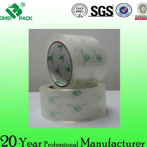 Clear Low Noise OPP Packing Adhesive Tape (Water Based Acrylic) pictures & photos