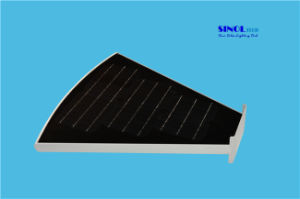 Fan Shape 15W Outdoor Integrated Solar Light for Garden and Parking Lot (SNSTY-S15) pictures & photos