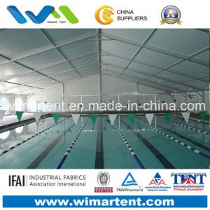 20m White PVC Sports Tent for Swimming Pool pictures & photos