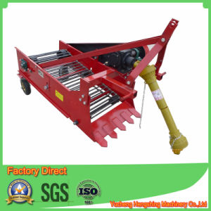 Hot Sales Tractor One Row Potato Harvester with High Quality pictures & photos