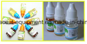 High Speed Electronic Cigarette (E-cig) Oil Liquid Filling Machine pictures & photos